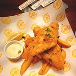 Bild från Pier 62 Fish & Chips