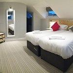 Superior bedroom in the romantic apartment 14