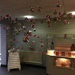 Its BEEginning to look a lot like Christmas up at Yeo Valley HQ Canteen.