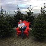 Come and have Yeo picture taken in Santa's Chair.