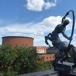 Billede af Stockholms Stadsbibliotek