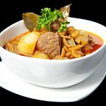 Beef Mussamun~  Most Famous Asian Curry of All Time! Tender, Stew-like Beef in Coconut Milk Curry, Onion & Potato