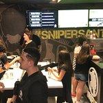 Santana Sniper no Santana Parque Shopping