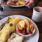Foto de Crocketts Breakfast Camp