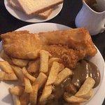 Davids Fish and Chip Diner Foto