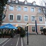 Hacker-Pschorr Wirtshaus im alten Augustiner Kloster Foto