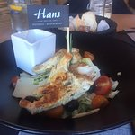 Foto de Hans Pizzeria Restaurant