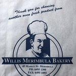 Photo of Willis Merimbula Bakery