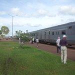 Length of train 975 meters
