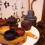 茶具。 Tea wares.