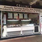 Foto de Cellini's Ice Cream and Espresso