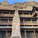 Yungang Grottoes Foto