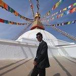 Buddha Kathmandu valley sightseeing