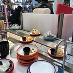 Fotografia de Yo! Sushi - Harvey Nichols