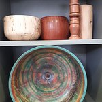 Wooden Items from Myles O'Brien - made from native and exotic woods