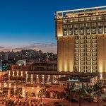 Night shot of Hotel Exterior & Parking  (363848051)
