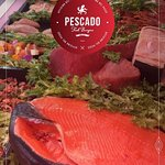 Pescado Officina del Pesce - Fish Burger