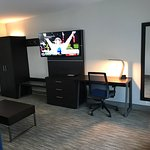 Living Room in Suites