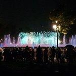 Фотография Магический фонтан (Фонтан Монжуик)