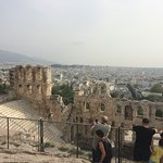 Akropolis Foto