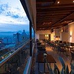 ภาพถ่ายของ Sky Lounge Restaurante & Bar -Piso 11 Hotel Soratama-