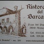 Billede af Ristorante del Barcaiolo