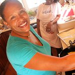 Smiles always adorn a great day in the kitchen.