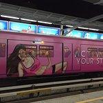 BTS Skytrain fényképe