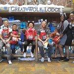 Foto de Great Wolf Lodge Wisconsin Dells
