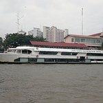 Chao Phraya River fényképe