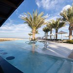 Breath taking views of the Infinity Pool