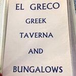 Foto de Greek Taverna