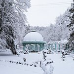 Georgian Sweet Travel Brjomi nationa park