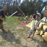 Fotografie: Horse Riding and Sports Club Ivanovskoe