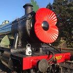 صورة فوتوغرافية لـ Gloucestershire Warwickshire Steam Railway