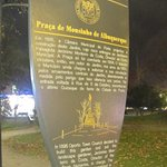 Jardim da Rotunda da Boavista Foto