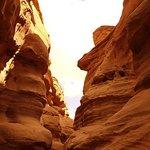 Фотография Красный каньон