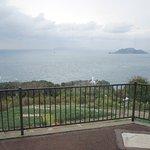 海星館からの眺め