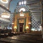 Kazinczy Street Synagogue Foto