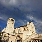 Photo de Basilica inferiore di San Francesco d'Assisi
