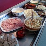 Buffet du midi