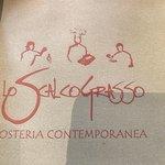 Foto de Lo Scalco Grasso - Osteria Contemporanea