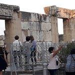 Photo de Kfar Nahum (Capernaum) National Park