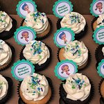 bubble guppies themed party picks