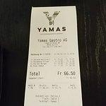 Photo de Yamas