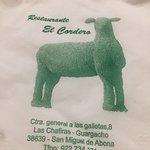 Bild från El Cordero