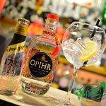 Good gin selection