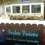 Find Avalon Visions in lovely Soquel Village where there is great parking and great shopping.