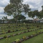 Foto di Chungkai War Cemetery
