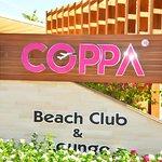 Bilde fra Coppa Beach Club & Lounge